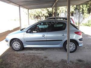 kıbrıs araba 2005 peugeot 206 1.4 ilan 119085 sahibinden kktc