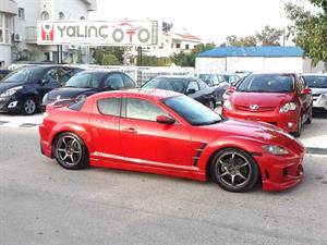 kıbrıs araba 2007 mazda rx-8 type rs ilan 127332 yalınç oto galeri