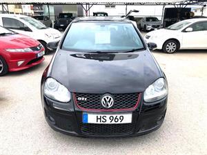 kibris-araba-com-kktc-araba-bayi-oto-galeri-satilik-arac-ilan-İkinci El 2006 Volkswagen  Golf  2.0 GTI