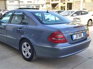 kibris-araba-com-kktc-araba-bayi-oto-galeri-satilik-arac-ilan-İkinci El 2006 Mercedes-Benz  E-Class  E280 CDI Avantgarde