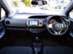 kibris-araba-com-kktc-araba-bayi-oto-galeri-satilik-arac-ilan-Plakasız 2 El 2016 Toyota  Vitz  1.3