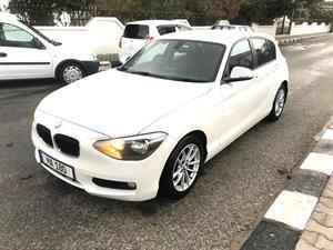 kibris-araba-com-kktc-araba-bayi-oto-galeri-satilik-arac-ilan-İkinci El 2012 BMW  1-Serisi  116i