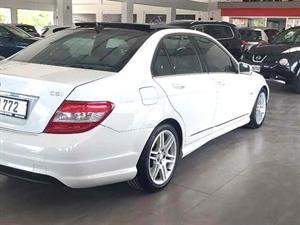 kibris-araba-com-kktc-araba-bayi-oto-galeri-satilik-arac-ilan-İkinci El 2010 Mercedes-Benz  C-Class  C200 CDI AMG Sport BlueEfficiency