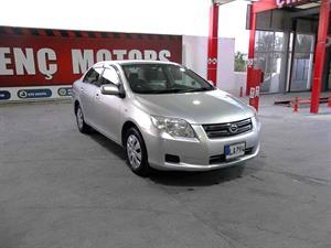 kibris-araba-com-kktc-araba-bayi-oto-galeri-satilik-arac-ilan-İkinci El 2007 Toyota  Corolla Axio  1.5