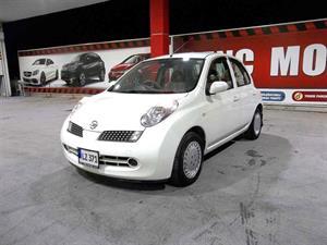kibris-araba-com-kktc-araba-bayi-oto-galeri-satilik-arac-ilan-İkinci El 2006 Nissan  March  1.2