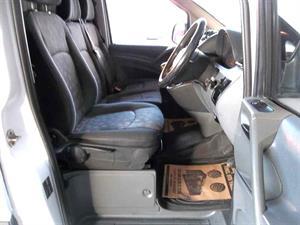 kibris-araba-com-kktc-araba-bayi-oto-galeri-satilik-arac-ilan-İkinci El 2006 Mercedes-Benz  Vito  113 CDI 2.2