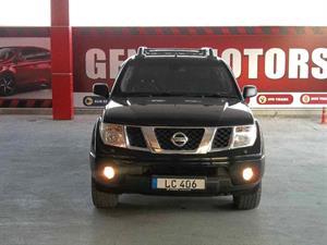 kibris-araba-com-kktc-araba-bayi-oto-galeri-satilik-arac-ilan-İkinci El 2006 Nissan  Navara  Aventura 2.5