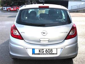 kibris-araba-com-kktc-araba-bayi-oto-galeri-satilik-arac-ilan-İkinci El 2008 Opel  Corsa  1.4