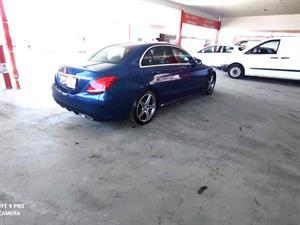 kibris-araba-com-kktc-araba-bayi-oto-galeri-satilik-arac-ilan-Sıfır 2017 Mercedes-Benz  C-Class  C220 D AMG Sport