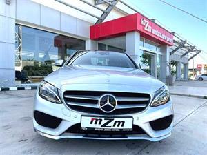 kibris-araba-com-kktc-araba-bayi-oto-galeri-satilik-arac-ilan-Plakasız 2 El 2017 Mercedes-Benz  C-Class  C220 D AMG Premium Plus