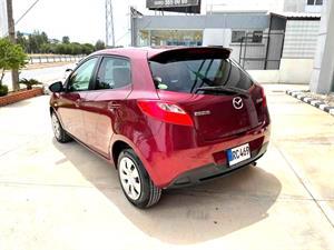 kibris-araba-com-kktc-araba-bayi-oto-galeri-satilik-arac-ilan-İkinci El 2014 Mazda  Demio  1.3