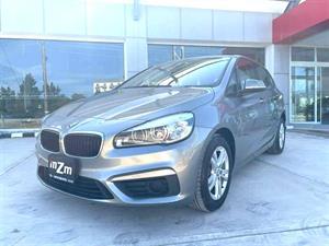 kibris-araba-com-kktc-araba-bayi-oto-galeri-satilik-arac-ilan-Plakasız 2 El 2017 BMW  2-Serisi  218 d active tourer