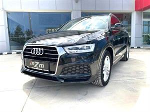 kibris-araba-com-kktc-araba-bayi-oto-galeri-satilik-arac-ilan-Plakasız 2 El 2018 Audi  Q3  1.4 TFSI S line