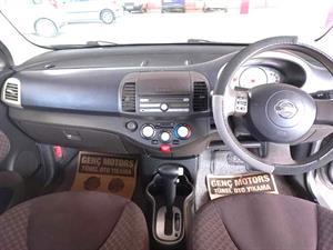 kibris-araba-com-kktc-araba-bayi-oto-galeri-satilik-arac-ilan-İkinci El 2008 Nissan  March  1.2