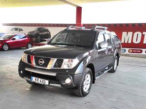 kibris-araba-com-kktc-araba-bayi-oto-galeri-satilik-arac-ilan-İkinci El 2008 Nissan  Navara  Aventura 2.5