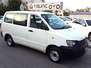 kibris-araba-com-kktc-araba-bayi-oto-galeri-satilik-arac-ilan-İkinci El 2001 Toyota  Townace  2.2