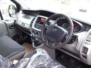 kibris-araba-com-kktc-araba-bayi-oto-galeri-satilik-arac-ilan-İkinci El 2013 Vauxhall  Vivaro  1.9 CDTI