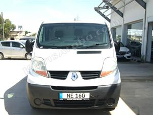 kibris-araba-com-kktc-araba-bayi-oto-galeri-satilik-arac-ilan-İkinci El 2007 Renault  Trafic  2.0 dci